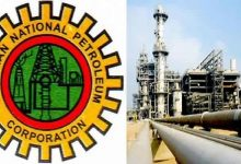 Photo of NNPC to Maintain Ex-Depot Price of PMS until Conclusion of Engagement with Labour