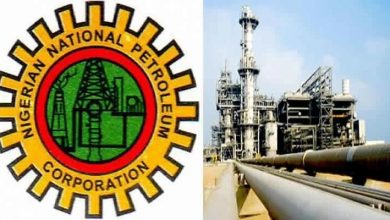 Photo of NNPC Records $120.49m Crude Oil Receipt in September