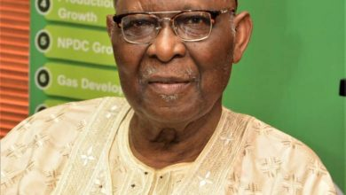 Photo of Kyari Mourns Festus Marinho, Pioneer MD of NNPC