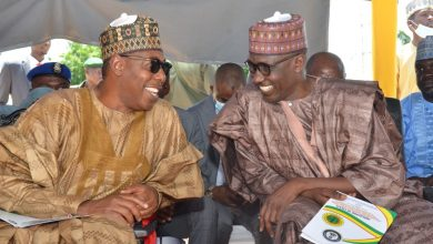 Photo of NNPC  GMD , Mele Kyari Joins  Borno   Gov  in  Emergency Power Project Groundbreaking   .