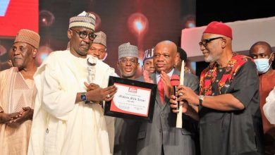 """Photo of Kyari Bags """"The Sun Man of The Year"""" Award …Says NNPC Will Remain Transparent, Accountable to Nigerians"""