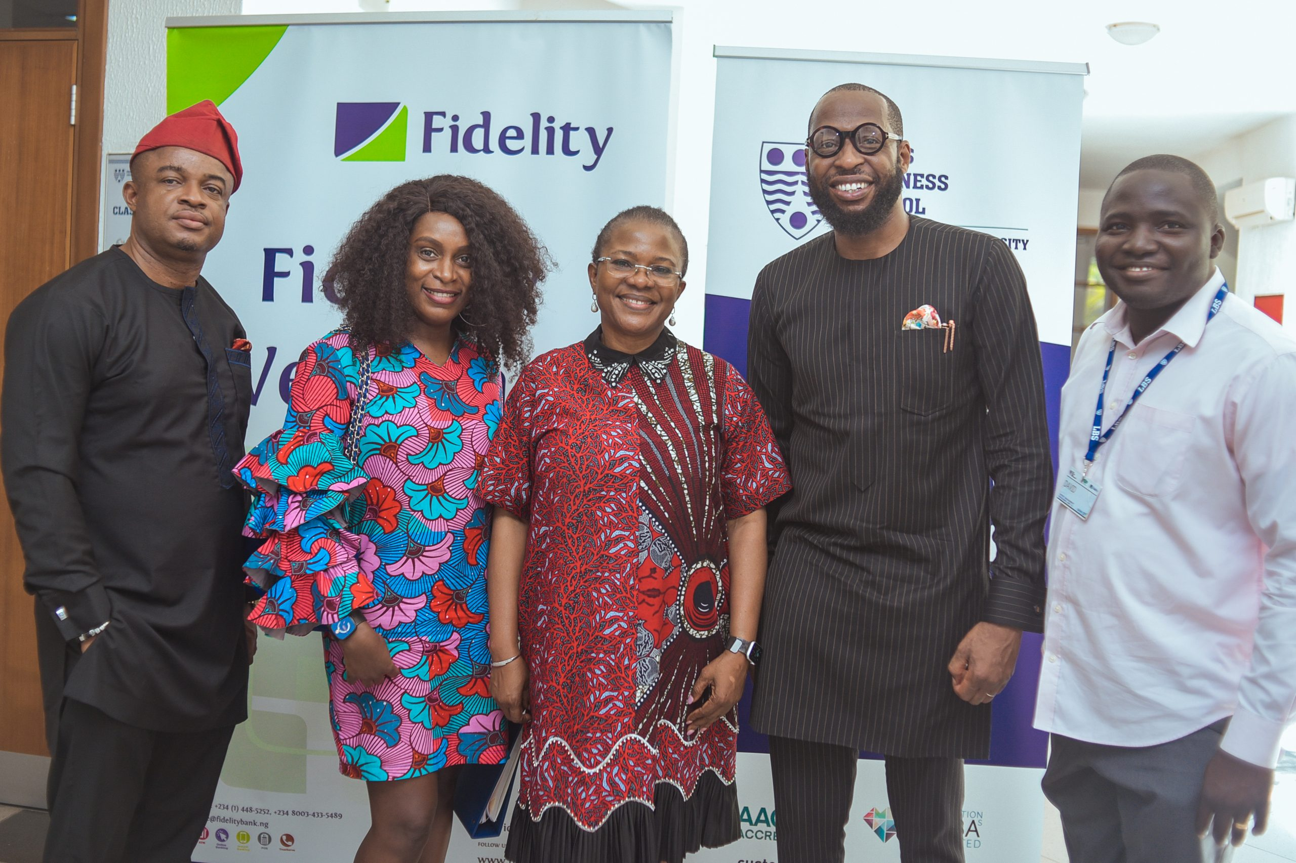 Fidelity Bank empower Entrepreneurs to play big in the Non-Oil ExportMarket